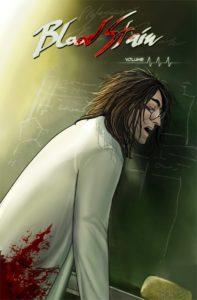 Blood Stain volume 3: written by Linda Sejic, art by Linda Sejic, cover by Linda Sejic