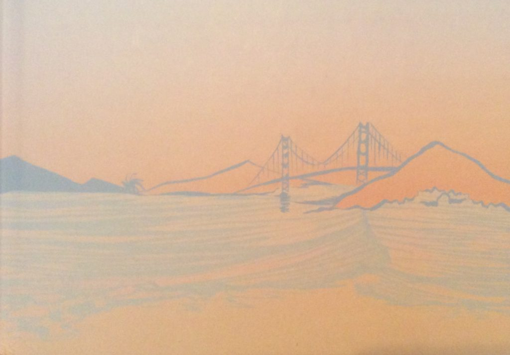 Golden Gate Bridge, Cover