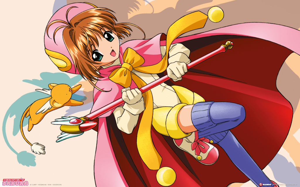 Cardcaptor Sakura via Madman Entertainment