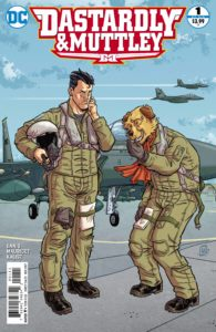 Dastardly & Muttley 1 - DC Comics - Mauricet