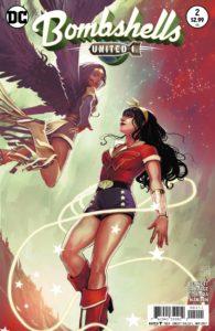 Bombshells United #2 - DC Comics - Stephanie Hans