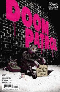 Doom Patrol 8 - DC Comics - Nick Derington