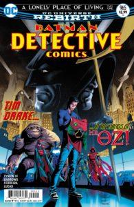Detective Comics #965 - DC Comics - Eddy Barrows, Eber Ferreira and Adriano Lucas