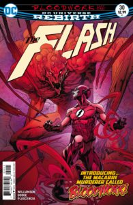The Flash 30 - DC Comics -Googe and Plascencia
