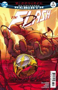 The Flash #31 - DC Comics - Neil Googe and Ivan Plascencia