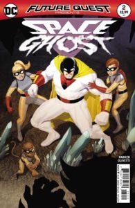 Future Quest Presents #2 - DC Comics - Ariel Olivetti