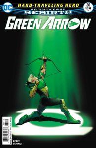 Green Arrow 30 - DC Comics - Otto Schmidt