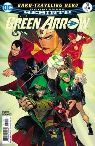 Green Arrow #31 - DC Comics - Otto Schmidt