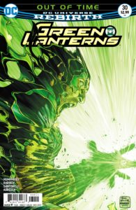 Green Lanterns 30 - DC Comics - Brad Walker, Drew Hennessy and Jason Wright