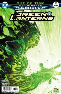 Green Lanterns 30 - DC Comics - Brad Walker, Drew Hennessy and Jason Wright