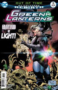 Green Lanterns #31 - DC Comics - Brad Walker, Andrew Hennessy, Jason Wright