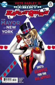 Harley Quinn #28 - DC Comics - Amanda Conner and Paul Mounts