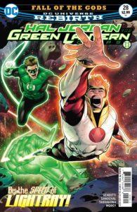 Hal Jordan and the Green Lantern Corps 28 - DC Comics -Rafa Sandoval, Jordi Tarrabona, and Tomeu Moreu