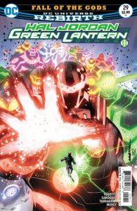 Hal Jordan and the Green Lantern Corps #29 - DC Comics - Rafa Sandoval, Jordi Tarrasona and Tomeu Morey