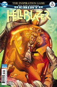 The Hellblazer #14 - DC Comics - Tim Seeley and Chris Sotomayer