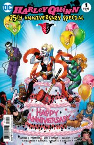 Harley Quinn 25th Anniversary Special - DC Comics -Amanda Conner and Paul Mounts