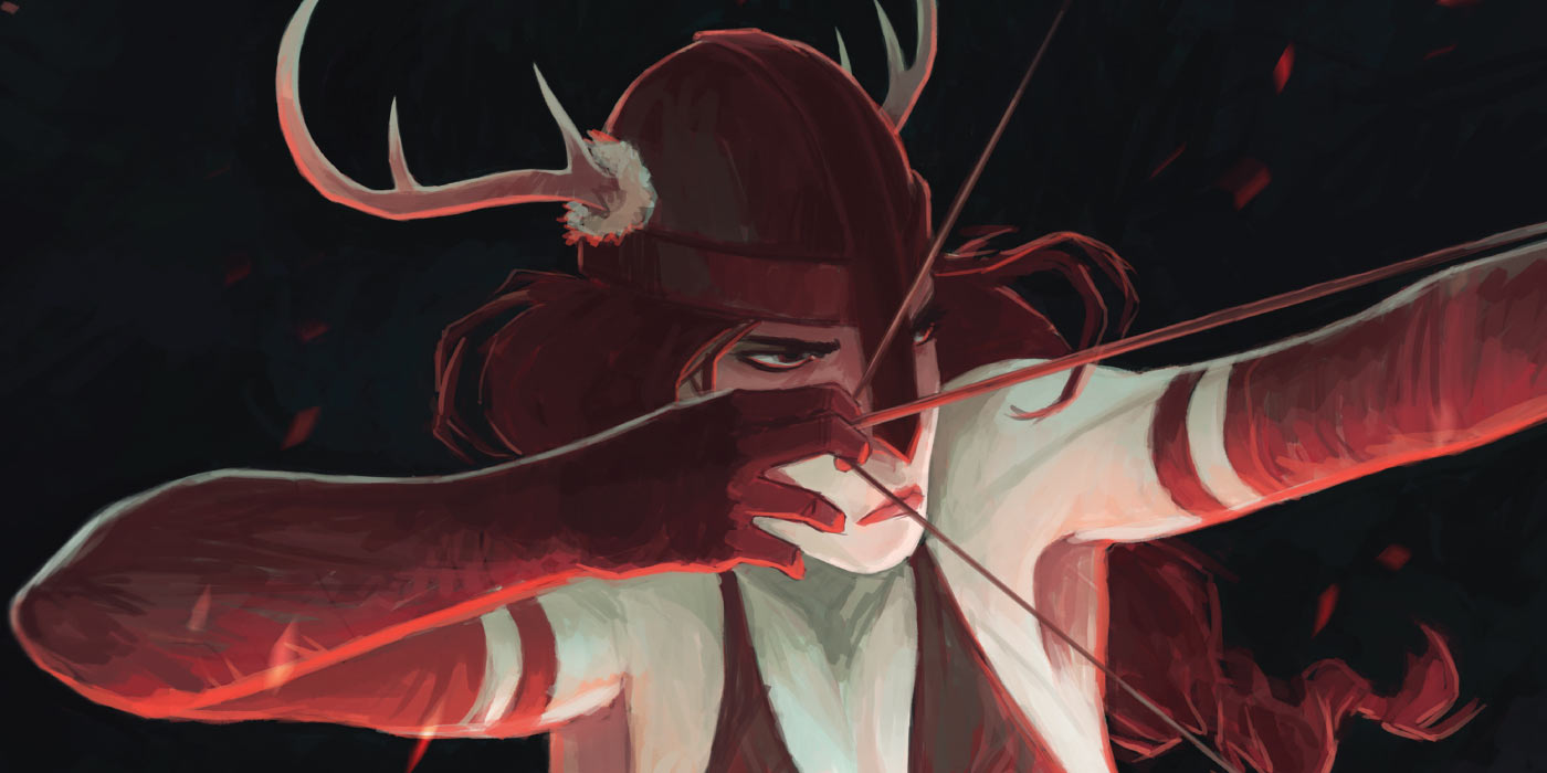 HEATHEN #5: Natasha Alterici's Feminist Lesbian Viking Myth