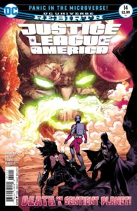 Justice League of America 14 - DC Comics -Ivan Reis and Marcelo Maiolo