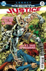 Justice League 28 - DC Comics - Bryan Hitch and Alex Sinclair