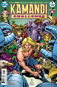 The Kamandi Challenge #9 - DC Comics -Mark Buckingham and Steve Buccellato