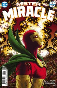 Mister Miracle 2 - DC Comics -Nick Derrington