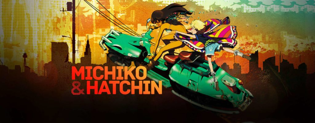 Michiko & Hatchin image via funimation