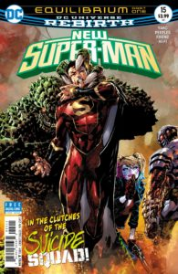 New Super-Man 15 - DC Comics -Philip Tan and Rain Beredo