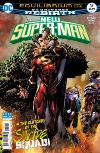 New Super-Man 15 - DC Comics -Philip Tan and Rain Beredo