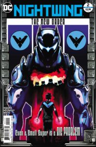 Nightwing: The New Order #2 - DC Comics - Trevor McCarthy