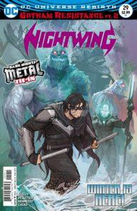 Nightwing #29 - DC Comics - Stjepan Sejic