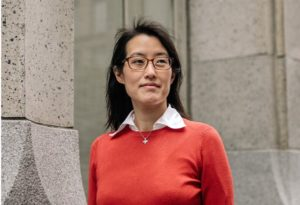 Ellen Pao by Brian Flaherty for The New York Times