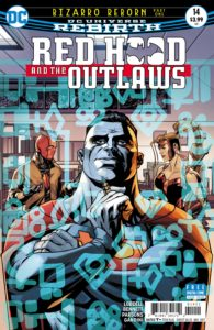 Red Hood and the Outlaws 14 - DC Comics - Mike McKone and Romulo Fajardo Jr.