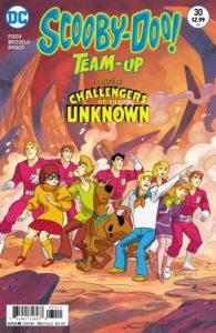 Scooby-Doo Team-Up #30 - DC Comics - Dario Brizuela and Franco Riesco