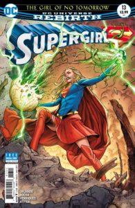 Supergirl 13 - DC Comics - Rocha, Henriques and Atiyeh