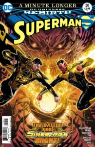 Superman 30 - DC Comics - Doug Mahnke, Jaime Mendoza and Will Quintana