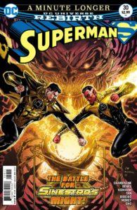Superman 30 - DC Comics - Doug Mahnke, Jaime Mendoza and Will Quintana