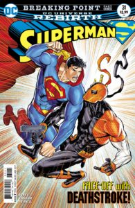 Superman #31 - DC Comics - Ian Churchill