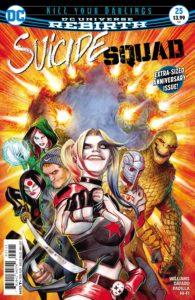 Suicide Squad 25 - DC Comics -Juan Ferreyra