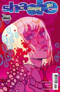 Shade the Changing Girl 12 - DC Comics - Becky Cloonan