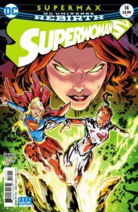 Superwoman 14 - DC Comics -Ken Lashley and Hi-Fi