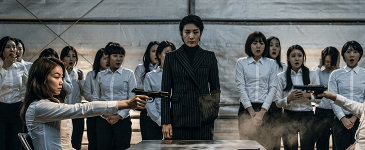 The Villainess Delivers Bloody Action and an Overstuffed Plot