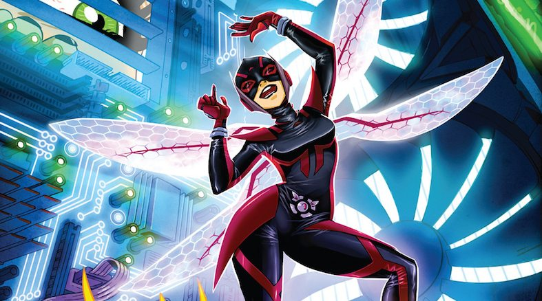 Here's the Buzz About The Unstoppable Wasp