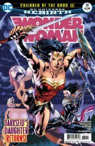 Wonder Woman #31 - DC Comics - Bryan Hitch and Alex Sinclair