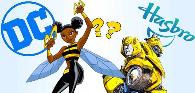 Hasbro vs DC: Dawn of Litigation