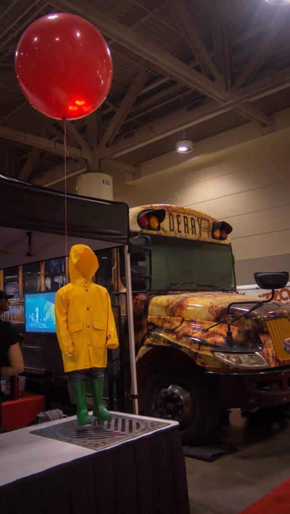 float at fan expo, stephanie austin