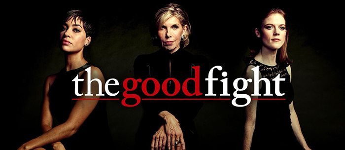 The Good Fight's Marvelous Debut