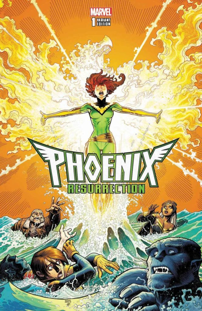 Phoenix: Resurrection will bring back the original Jean Grey