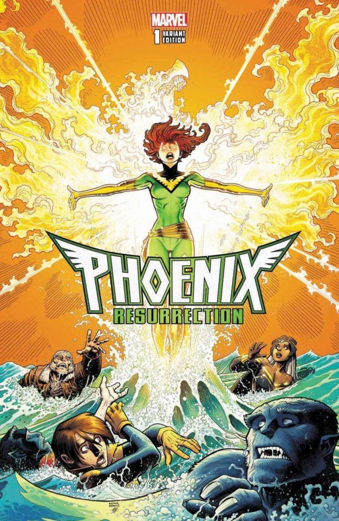Phoenix: Resurrection will bring back the original Jean Grey