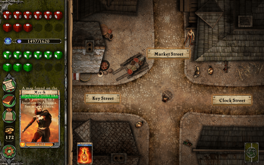 Fighting Fantasy Legends, Nomad Games, Asmodee Digital, 2017