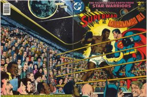 Superman vs Muhammad Ali - DC Comics - Neal Adams